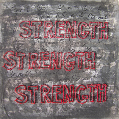 Strength by Sue Ferrari